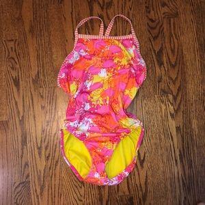 Size 36 Dolfin Uglies one piece swimsuit